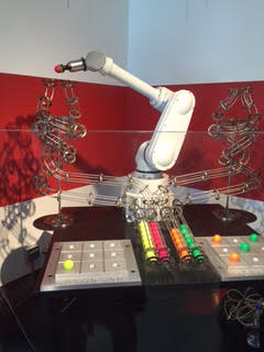 Discovery World in Milwaukee Robot Arm