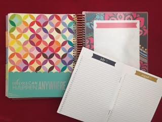 Erin Condren Calendar Folder