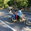 Central Park pedicab tours New York City