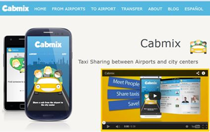 CabMix top eco App
