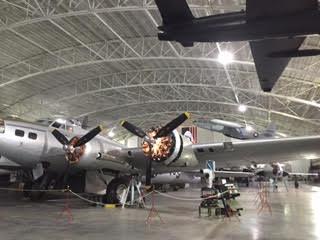 Aircraft SAC Museum