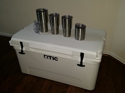 RTIC Coolers Half the price of Yeti Coolers