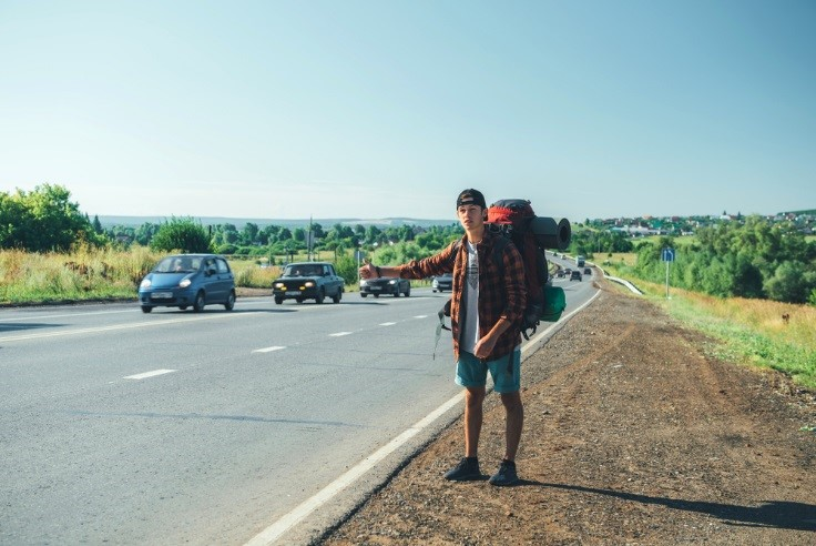 Best hitchhiking Destinations