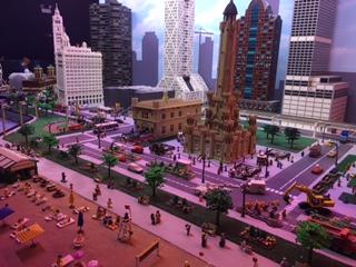 Legoland Chicago Miniland