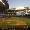 Milwaukee Brewers game at Miller Park