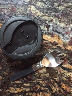 ThinkSport GO4TH Spork in Lid