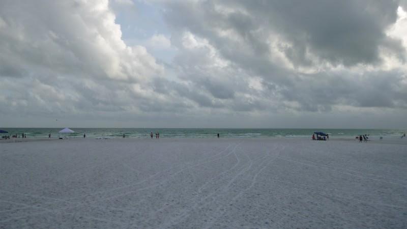 Siesta Key White Sand