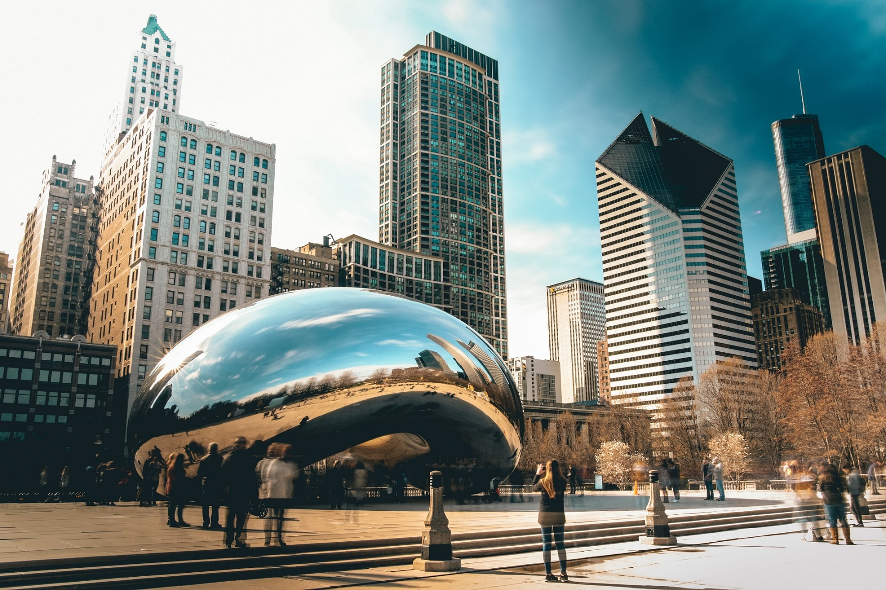Chicago Bean - Cloud Gate