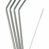 Reusable Steel Drinking Straws