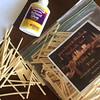 Matchstick Marvels hobby kit