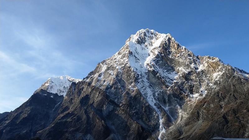 Cholatse Nepal Mountain Hike to Mt Everest Bas Camp