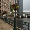 Milwaukee's scenic RiverWalk