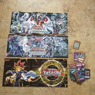 Yu-GI-Oh Trading Cards