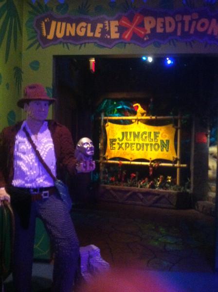 Lego Indiana Jones and Jungle Expidition