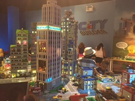 Chicago Legoland's new City Builder