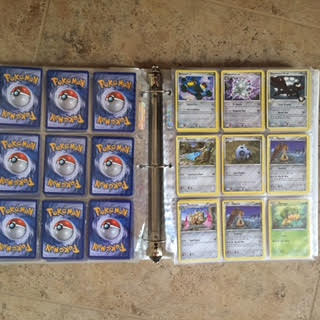 Pokemon Card Binder