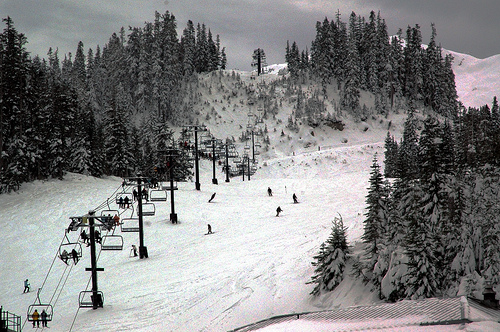 Mount Baker skiing