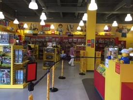 Lego Store Legoland Discovery Center