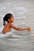Lovely beach at Club Mahindra resort; Goa, India
