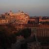 Junagarh Fort, Bikaner, from my hotel.