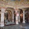 Bhandasar Jain temple at Bikaner. Completed in 1514.