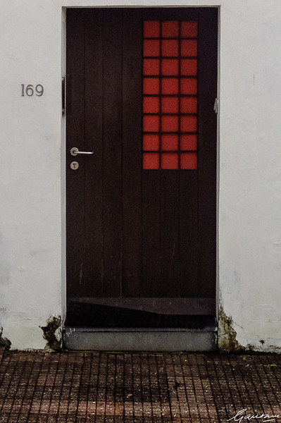 Fontainhas door, Panjim