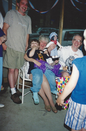 Going Away Party - Norway 1997
