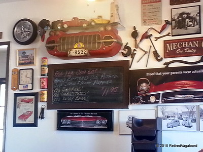 Lunch Stop - Peggy Sue 50'S Diner