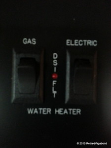 First Dilemma - How Does This Work? Water Heater