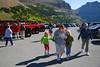 We stop at Logan Pass.