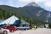 The Yoho NP visitor centre in BC...