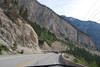 We head east to Yoho NP, then the continental divide and Alberta.