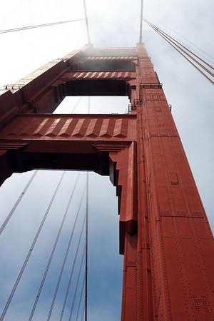 Golden Gate Bridge 7.25.09