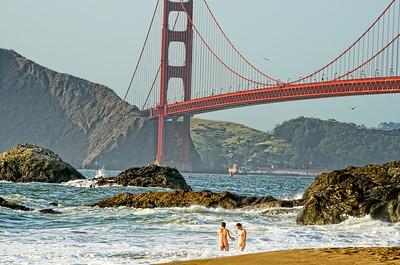 Golden Gate Bridge -Happy 75th