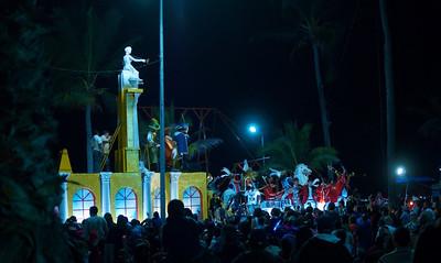 Mazatlán  February 2013  Three Musketeers.