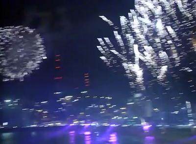Mazatlán  February 2013  Fireworks Finale