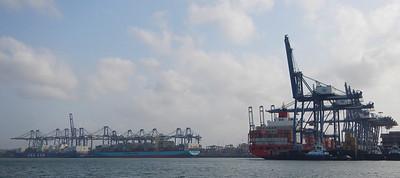 Panama City Docks