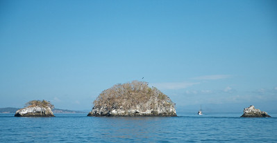 Frigate Covered Island
