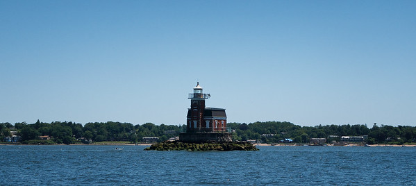 The Stepping Stones Lighthouse