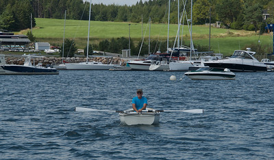Cleared in at Lunenburg Yacht Club