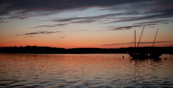 Bugeye Sunset