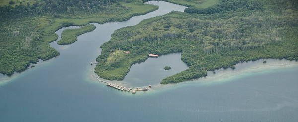 Resort in Bocas Del Toro