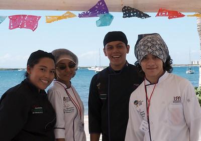 La Paz Mexico Novemeber 2012 Sardine Cook Off!