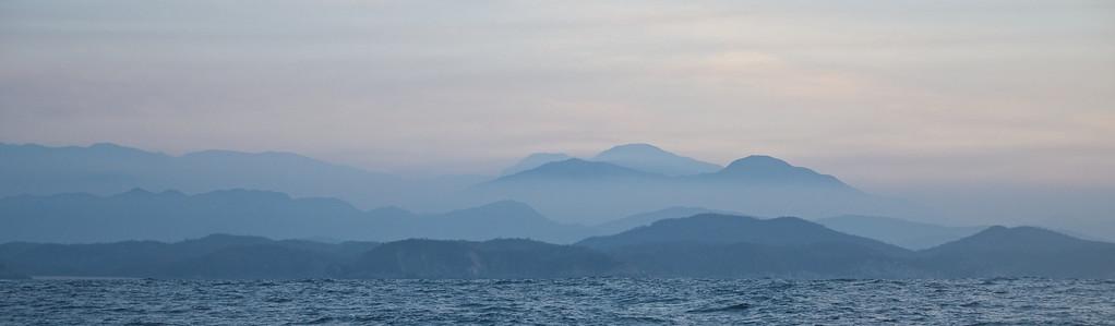 Passage eastward to Huatulco May 2013
