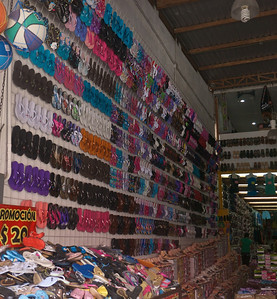 Zihuatanejo April 2013 Flip flop shop