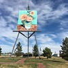 Gigantic tribute to Van Gogh