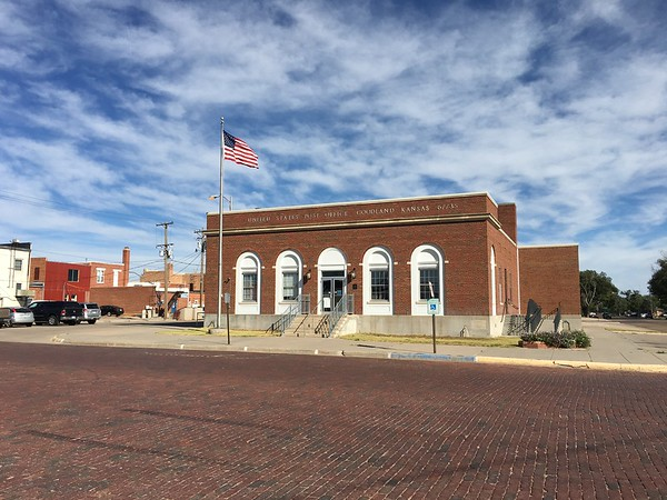 Historic Goodland post office