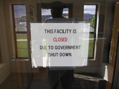 Government Shutdown - 10/3/2013