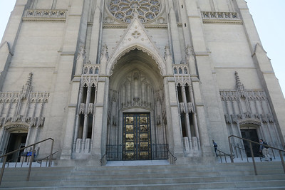 Grace Chapel  Front Door