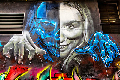 Graffiti of Melbourne